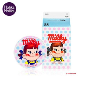 HOLIKA HOLIKA Hard Cover Perfect Cushion SPF50+ PA+++ 14g [Sweet Peko Edition]
